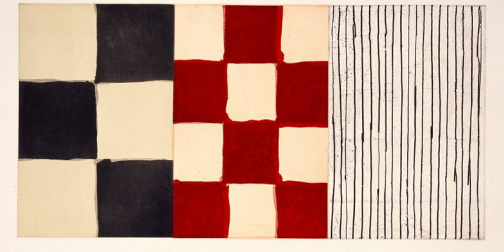Sean Scully – Early Prints