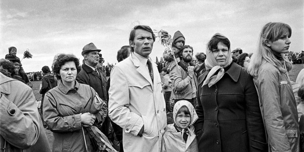 Vladimír Birgus: Tak mnoho, tak málo – Fotografie z let, kdy se tak mnoho muselo a tak málo smělo