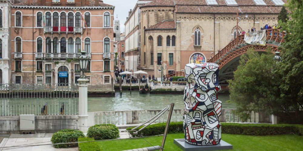 Jean Dubuffet a Benátky