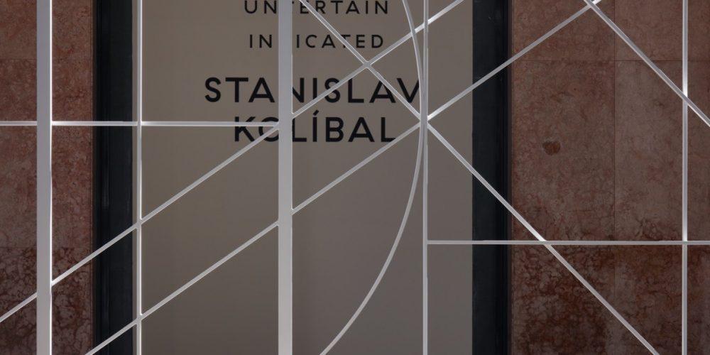 Stanislav Kolíbal: Bývalé, nejisté, tušené – Mezinárodní bienále umění vBenátkách – Pavilon České republiky