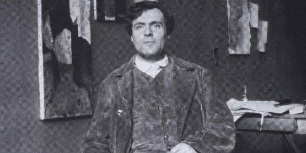 """""""Originální padělatelé ze střední školy"""" – příspěvek ke stému výročí úmrtí Amedea Modiglianiho"""