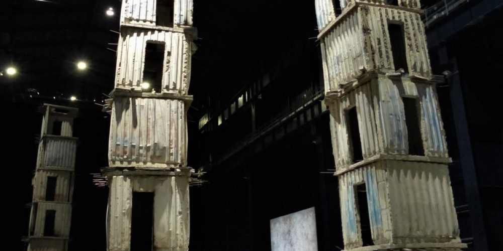 Anselm Kiefer – Sedm nebeských paláců