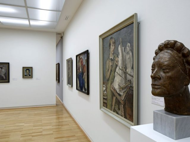 Nová expozice v Kunstforum Ostdeutsche Galerie Regensburg