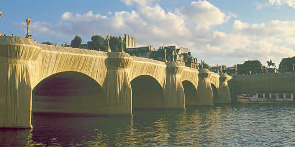 Paris! – Christo et Jeanne Claude